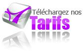 telecharger nos tarifs